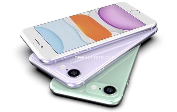 Стало известно, как будет выглядеть iPhone SE 2