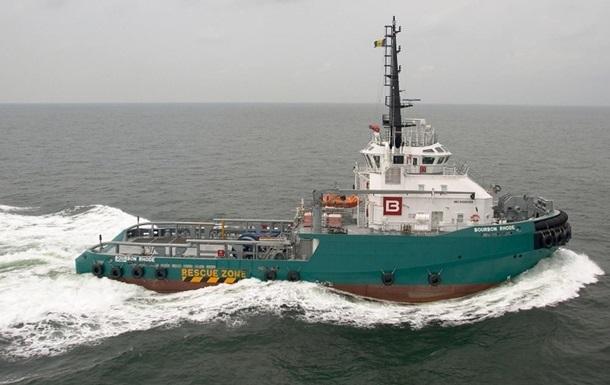 Во Франции продолжили поиски пропавших моряков-украинцев