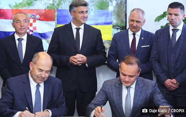 ДТЕК розпочав співпрацю з національною енергетичною компанією Хорватії