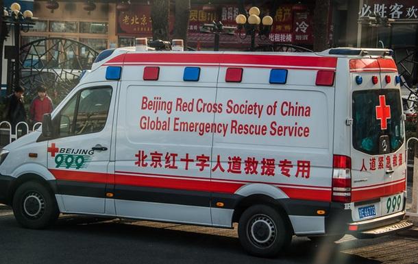 У Китаї завалився міст, є жертви