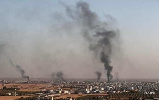 Туреччина знищила майже 300  терористів  у Сирії