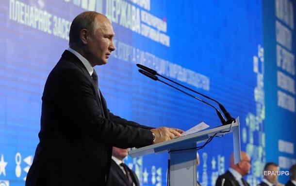 Путин: Зеленский не может обеспечить развод войск
