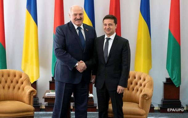 Операция  мост . Переговоры Зеленского и Лукашенко