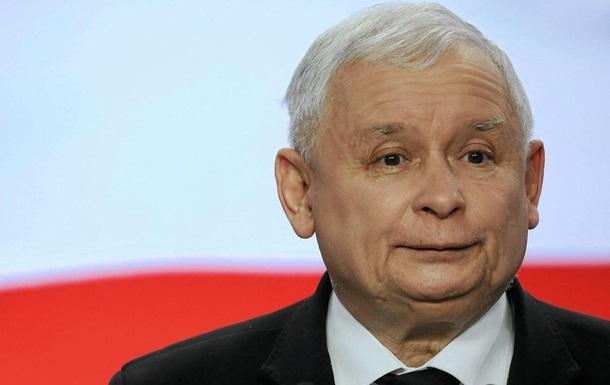 Польский писатель назвал Качиньского разрушителем либеральной Европы