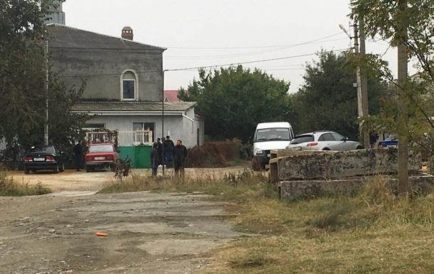У Криму силовики увірвалися в мечеть під час молитви