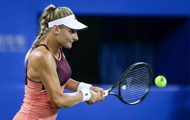 Ястремская покинула турнир в Тяньцзине, дойдя до четвертьфинала