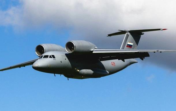 В ДР Конго разбился транспортный Ан-72
