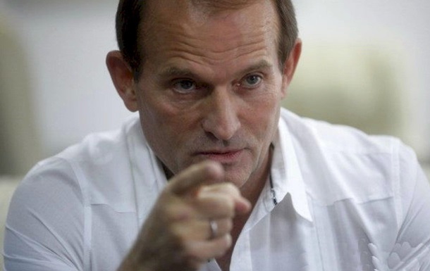 Медведчук: за пять месяцев Зеленский не сдвинулся с мёртвой точки