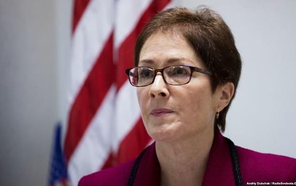 Екс-посол США в Україні надає свідчення в Конгресі
