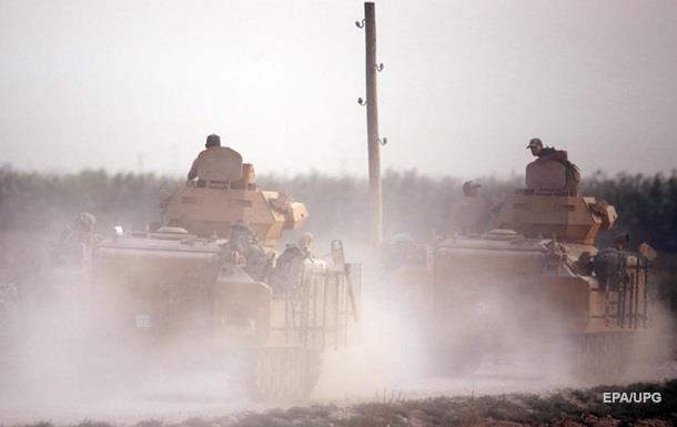 Туреччина обстріляла позиції США в Сирії
