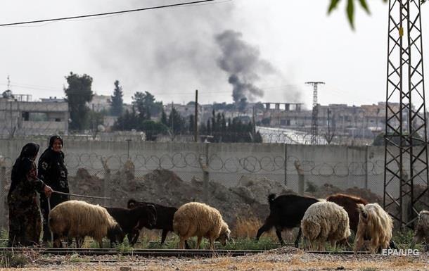 Турцию обстреляли с территории Сирии, восемь жертв