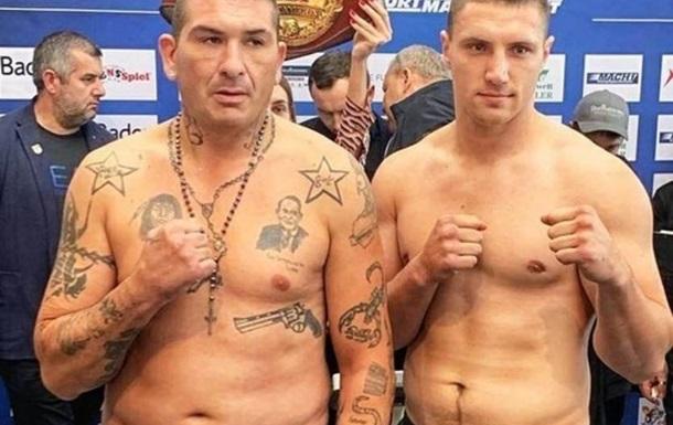 Сіренко в першому раунді нокаутував Берардіно