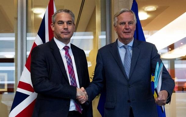 ЄС і Великобританія пожвавлять діалог щодо угоди про Brexit