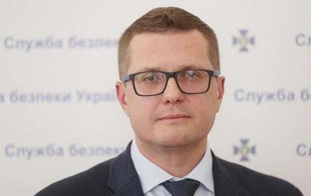 Баканов розповів про завдання в новому законі про СБУ