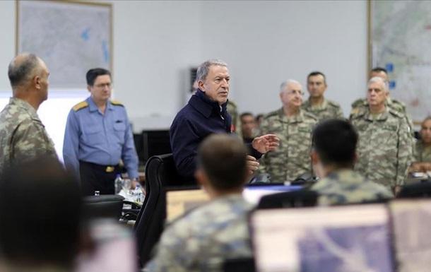 Турция заявляет о непричастности к обстрелу базы США