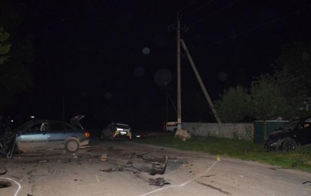 В Винницкой области пьяный коп устроил ДТП, есть жертвы