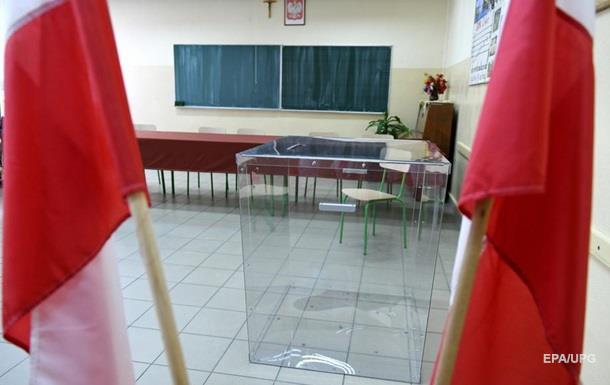 У Польщі почалися вибори до парламенту