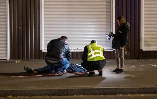 У Києві під час бійки на вулиці вбили хлопця