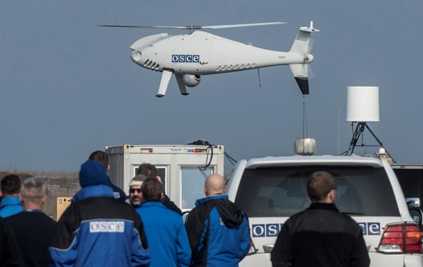 ОБСЄ помітила сигнали сепаратистів про відвід військ
