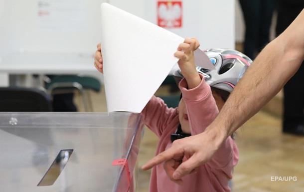 Выборы в Польше: явка самая высокая за 4 года