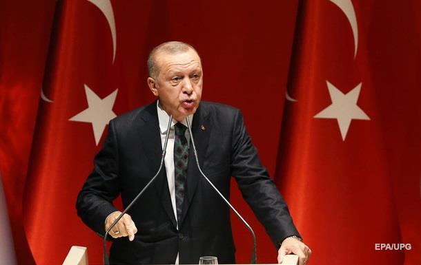 Туреччина не претендує на простори Сирії - Ердоган