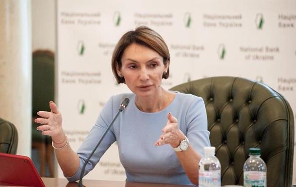 Рожкова уточнила свою заяву щодо МВФ і Привату