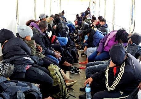 Украинские власти готовятся к наплыву нелегальных мигрантов из Турции