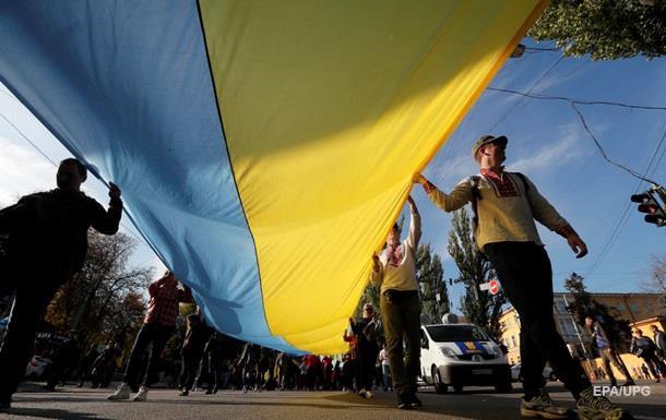 У Києві розпочався марш Ні капітуляції: трансляція