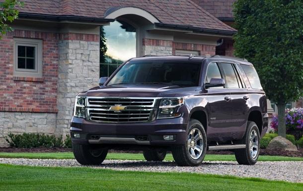 Выгода до 900 000 рублей при покупке Chevrolet Tahoe в Газпромбанк Автолизинге