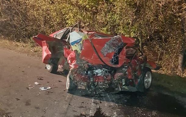 У Миколаївській області чотири людини загинули у ДТП