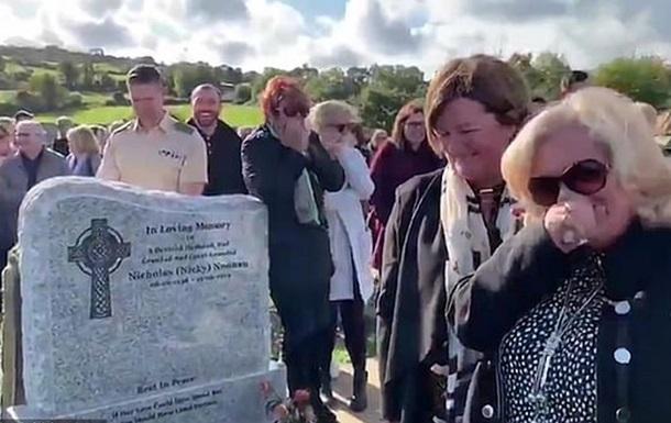 Ирландец сумел рассмешить родственников на своих похоронах