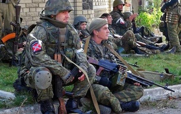 Москва, не зли ополченца Донбасса!