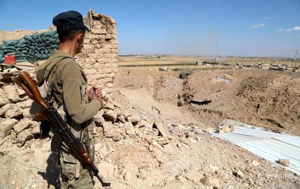Курды отбили захваченный Турцией город - СМИ