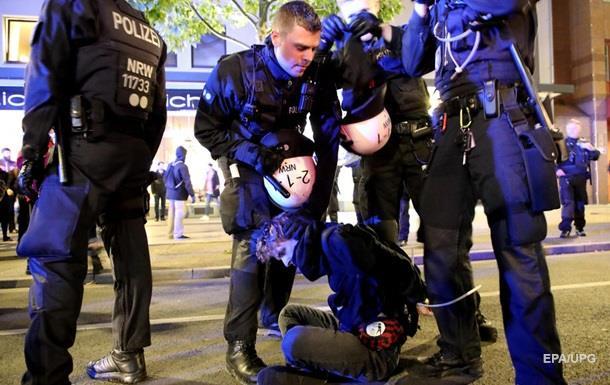У Німеччині розгромили турецькі кафе і магазини
