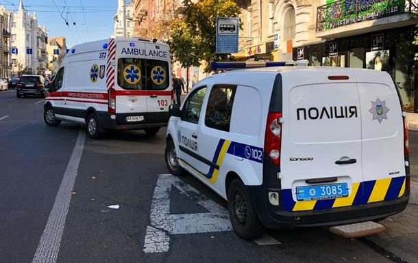 Киевлянин скончался во время поездки в такси