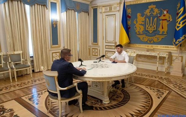 Реформа СБУ: Баканов подал Зеленскому проект закона
