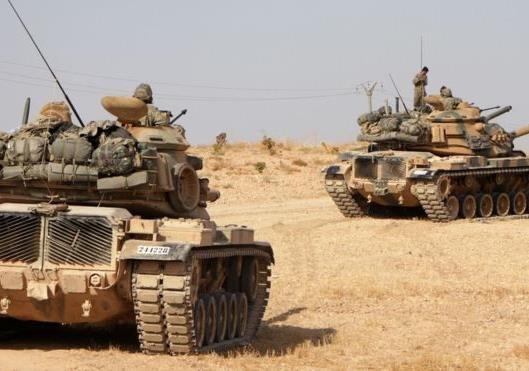 Турки против курдов: что происходит в Сирии