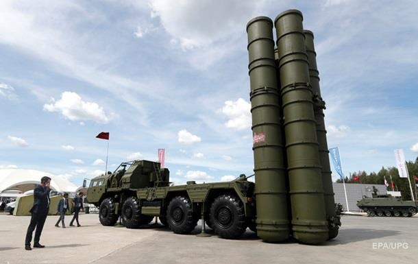Президент Туреччини назвав дату завершення поставок С-400