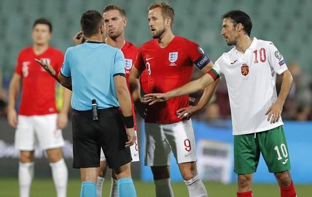 Глава футбольного союзу Болгарії йде у відставку через расистський скандал