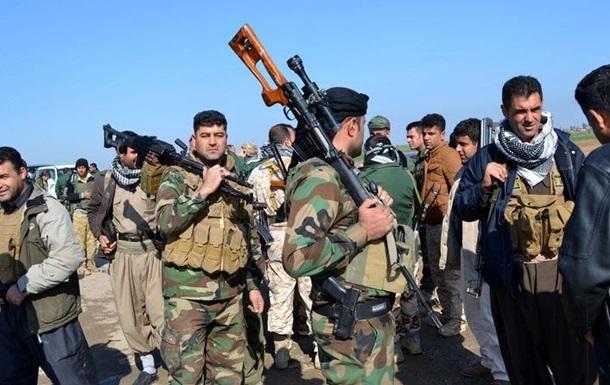 Сирийский узел курдов