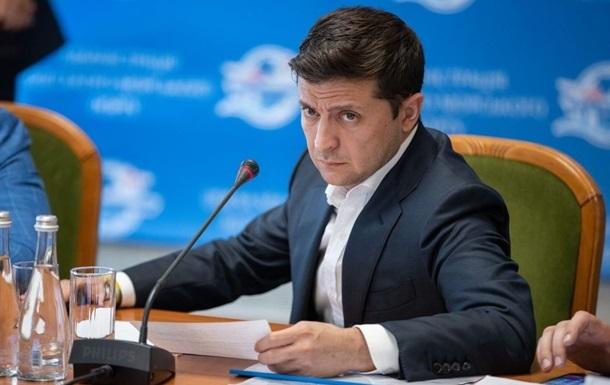 Зеленський вніс кандидатури на посаду голів трьох ОДА
