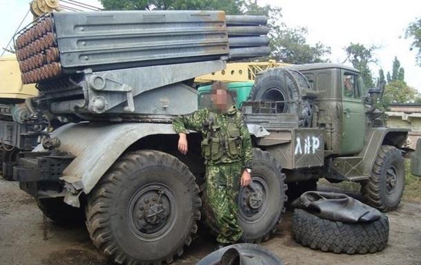 Екс-бойовик угруповання Зоря  ЛНР  затриманий на КПВВ на Донеччині