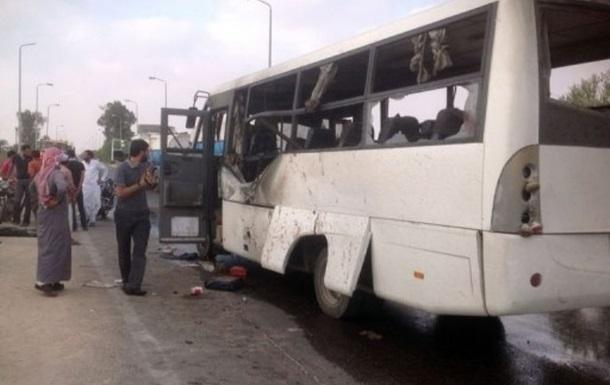 Автобус з паломниками розбився в Саудівській Аравії: понад 30 жертв