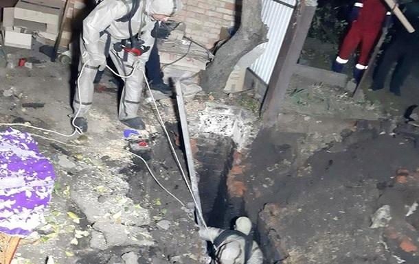 На Полтавщине три человека погибли в выгребной яме