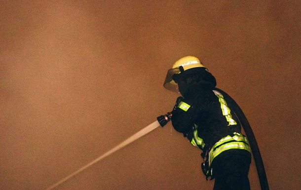 У Києві згоріло п ять машин