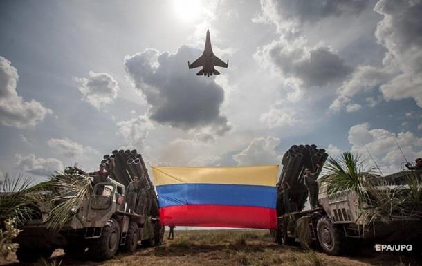 В Венесуэле разбился истребитель Су-30, погиб генерал