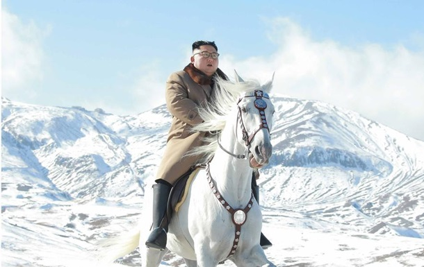 Кім на білому коні. КНДР готує  великі операції