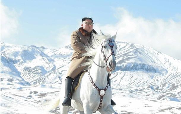 Ким на белом коне. КНДР готовит  великие операции