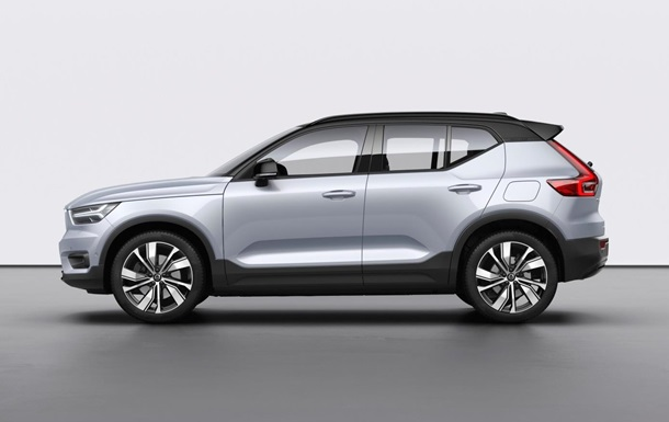 Volvo представила перший електромобіль XC40 Recharge