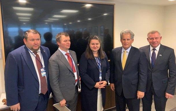 Українська делегація провела першу зустріч з керівництвом МВФ